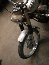 YAMAHA  TRAILMASTER 80 , FRONT FORKs , with handlebars, complete