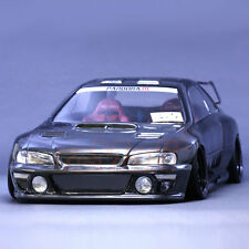 Pandora RC Cars SUBARU IMPREZA 22B-Sti 1:10 Drift 196mm Clear Body Set #PAB-137