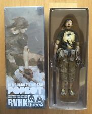 RVHK OLD GUARD Kiba Black THREEA 3A ASHLEY WOOD POPBOT TOMORROW KINGS 1/6 12""