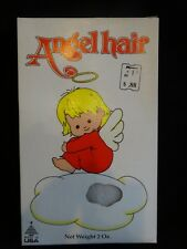 Vintage ANGEL HAIR Christmas Decoration NEW IN BOX Union Wadding Co. USA Made