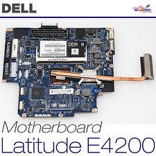 DELL LATITUDE E4200 PP15S JAZ00 LA-4291P MOTHERBOARD INTEL U9400 1.4GHZ 07W24W
