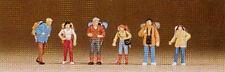 Preiser N Gauge Young Travellers Plastic Figures 79027