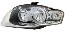 LEFT side H7 halogen headlight front light for AUDI A4 B7 9 / 2006 -6 / 2008