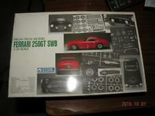 GUNZE 1/24  HIGH-TECH MODEL FERRARI 250GT SWB KIT