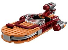NEW INCOMPLETE LUKE'S LANDSPEEDER 75173 vehicle only/no minifigs LEGO STAR WARS