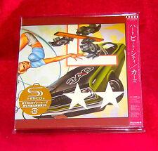 CARS Heartbeat City JAPAN SHM MINI LP CD WPCR-14386