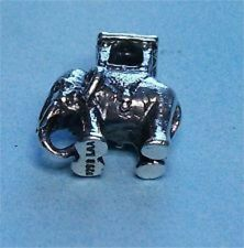 ONE Authentic Sterling Silver  TROLLBEADS INDIAN ELEPHANT  - New