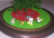 For Westrim Beaded Mini Christmas Tree* Baby Toys for under the tree, set of 4