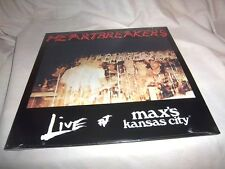 HEARTBREAKERS(JOHNNY THUNDERS-LIVE AT MAX'S KANSAS CITY-D.T.K. 213 NEW SEALED LP