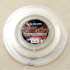 NEW Sea Lion 100% Made in Japan Fluorocarbon Leader Fishing Line 80LB 30M