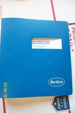 NORDSON PRODUCT MANUAL PROBLUE ADHESIVE MELTER MODEL P15,P30, & P50 1058683B
