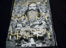 Duck Dynasty Phil Pobertson On Front Women's 3X Size Happy Haapy In Gold Nice