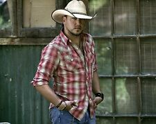 Jason Aldean 8 x 10 GLOSSY Photo Picture