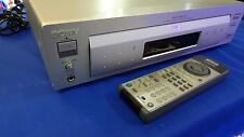 Sony DVP S7700 DVD CD Video CD player champagner + FB RMT-D102P