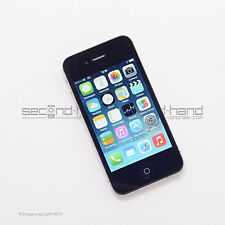 Apple iPhone 4 16GB Black Factory Unlocked SIM FREE Grade A Excellent
