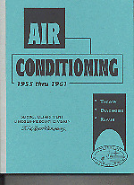 Continental Mark II Lincoln Ford Edsel Merc Air Conditioning Manual
