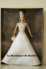 BADGLEY MISCHKA BRIDE BARBIE DOLL, DESIGNER BRIDES COLLECTION, B8946 NRFB 2003