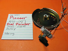 PIONEER A31-097 DIAL POINTER WITH STRING AND BIG PULLEY SX-440