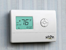 Heating Cooling Heat Pump Thermostat Digital 7D E Saver