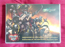 Bandidos Del Apocalipsis-avatars of War-Warhammer Caos alternativa BNIB
