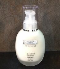 KIRKLAND BORGHESE AGE-DEFYING MOISTURE LOTION 3.4 fl oz FOR FACE AND NECK UB