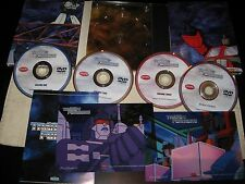 TRANSFORMERS SEASON 1  4-DISC COLLECTOR'S EDITION BOXED SET--RHINO/SUNBOW