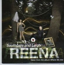 (CB151) Southgate And Leigh, Reena - 2011 DJ CD