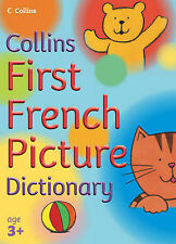 Collins Primary Dictionaries - First French Picture Di