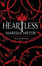 Heartless (Hardcover) Free Shipping