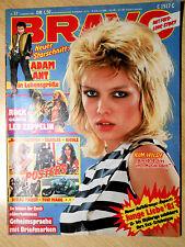 Bravo 37/1981 E.L.O, Barclay James Harvest, ABBA  - TOP