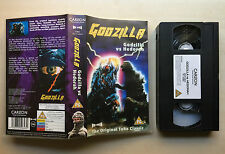 GODZILLA VS HEDORAH - TOHO STUDIOS - VHS VIDEO