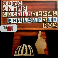 Badly Drawn Boy - Something To Talk About (CD '02) 'About A Boy' Movie Track