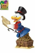 Enesco Grand Jester Studios Disney Uncle Scrooge from Duck Tales Bust New