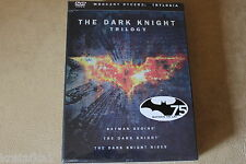 The Dark Knight Trilogy DVD Box  2012, 3-Disc Set, Limited Edition region 2