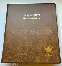 1953 TO 2012 CANADIAN 1 CENT SET UNCIRCULATED  (72 COINS)