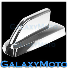 97-15 Ford F150+F250 Dummy Decorated Chrome Add-On Cab Shark Fin Antenna Cover