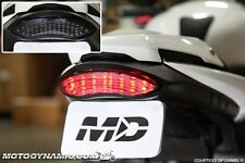 2011-2016 Triumph Speed Triple SEQUENTIAL Signal LED Tail Light Smoke Lens