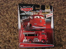 DISNEY PIXAR CARS  RED DELUXE RADIATOR SPRINGS SERIES