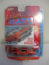2008 Johnny Lightning Classic Plastic MOC 70 Mercury Cyclone Spoiler Car Limited