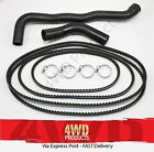 Radiator Hose & Belt SET - for Nissan Patrol GQ (Y60) Maverick 4.2 TB42 (88-97)