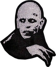 Count Orlock Patch Embroidered Badge Horror Movie Nosferatu Dracula Costume New
