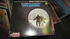 GLADYS KNIGHT & THE PIPS BUDDAH LP PIPE DREAMS SEALED NOTCH