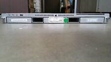 APPLE XSERVE A1196 x2 INTEL XEON QUAD CORE 2.66 GHz 4GB RAM 2 X 73GB 15K SAS HDD