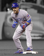 Chicago Cubs BEN ZOBRIST Glossy 8x10 Photo Baseball Print Spotlight Poster