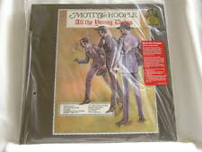 MOTT THE HOOPLE All the Young Dudes 150 gram RED vinyl SEALED LP David Bowie