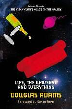 New LIFE THE UNIVERSE AND EVERTHING Douglas Adams BRAND NEW PB BOOK