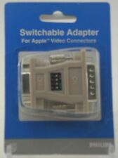 Philips 9AVMAC-074I Switchable Apple Video Adapter NIP