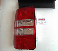 Volkswagen CADDY 2004+ - REAR LIGHT CLUSTER - CLEAR LENS - TAILGATE SINGLE DOOR