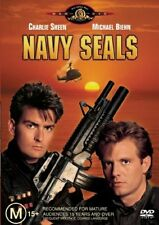 Navy Seals (DVD, Region 4) Charlie Sheen - Brand New, Sealed