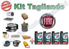 KIT TAGLIANDO OLIO FIAT 500L 1.3 MTJ 84CV 95CV - OLIO TOTAL 5W30 + FILTRI